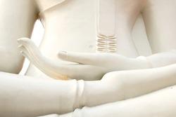 Buddha ,white buddha
