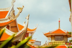 Buddhist temple in Ho Chi Minh City