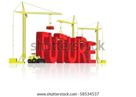 build your future realize your dreams make them come true