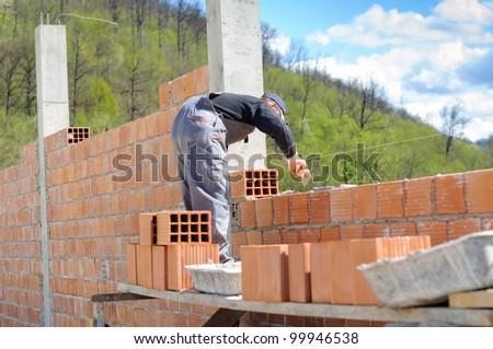 Building a brick wall