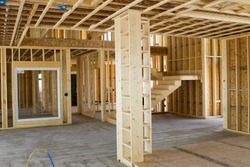 building a new woodend modern home