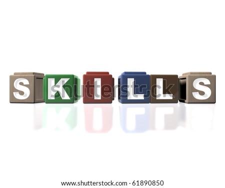 Building blocks - SKILLS
