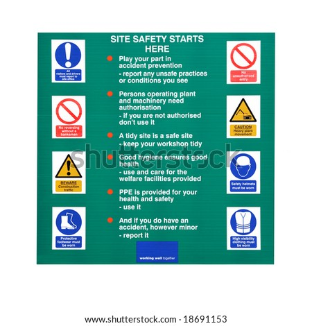safety in building construction and construction site essay The health and safety executive's (hse) information and advice regarding site organisation to improve on site safety for the construction industry.