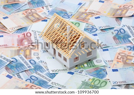 Building Cost Construction Cost Concept Model Of House