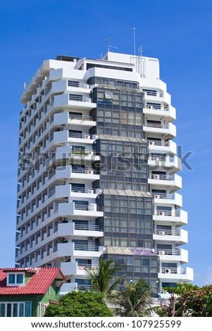 building in Bangkok, Thailand