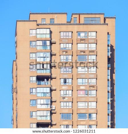 Building landmark, building environment, high rise building #1226031211