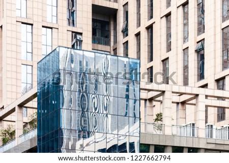 Building landmark, building environment, high rise building #1227662794