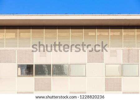 Building landmark, building environment, high rise building #1228820236