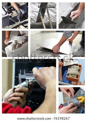 Building mosaic