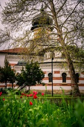 Building of Art Gallery in city of Pleven, Bulgaria