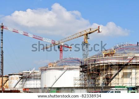 industry Netherlands