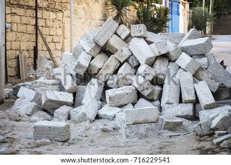 Building stones #716229541