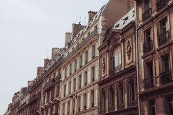 Building Street View Paris France