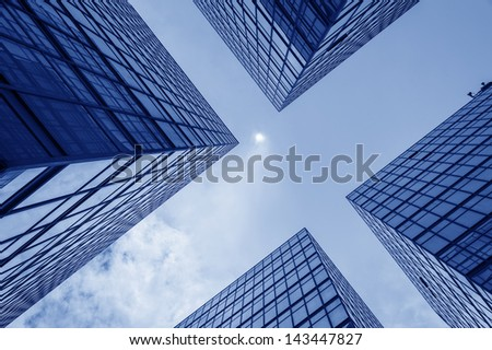 Buildings abstract