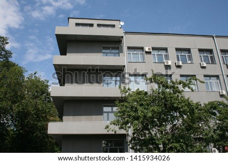 Buildings and architecture across Russia #1415934026