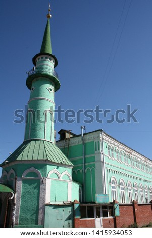 Buildings and architecture across Russia #1415934053