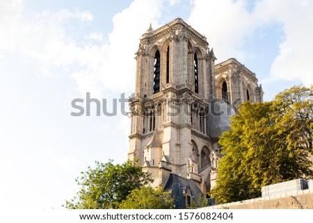 Buildings and Landmarks in Paris #1576082404
