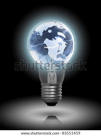 Bulb - stock photo
