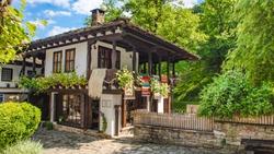 Bulgaria  Etar village in Gabrovo province