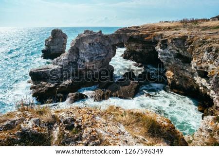 Bulgaria north seaside #1267596349