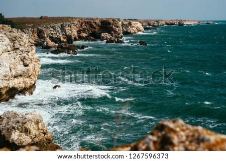 Bulgaria north seaside #1267596373