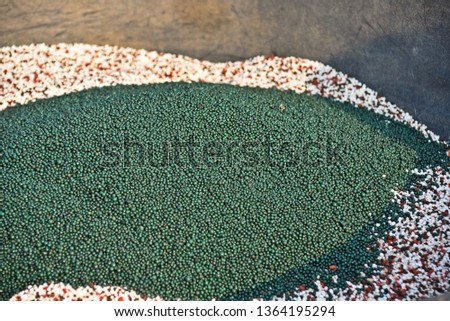 bulk blend granule fertilizer