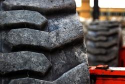 Bulldozer tire