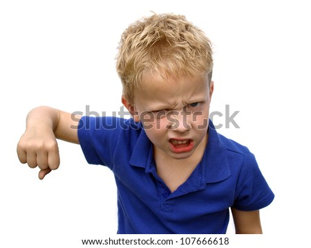 Bully child