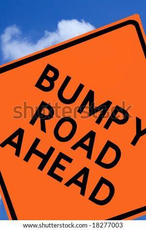 Kuvia foorumilaisten autoista - Sivu 2 Stock-photo-bumpy-road-ahead-sign-18277003