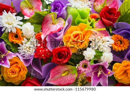 Photo of Bunch of flowers