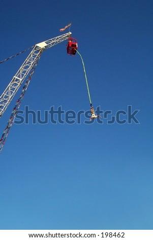 bungee jumper