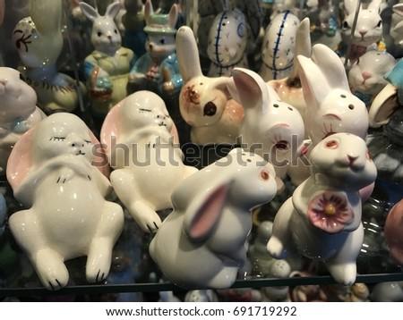 Bunny, bunnies, rabbits #691719292
