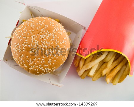 high speed hamburger with fast fries high speed hamburger with fast ...