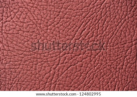 Burgundy Glossy Artificial Leather Texture