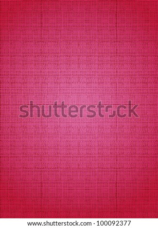 Burlap background pattern.