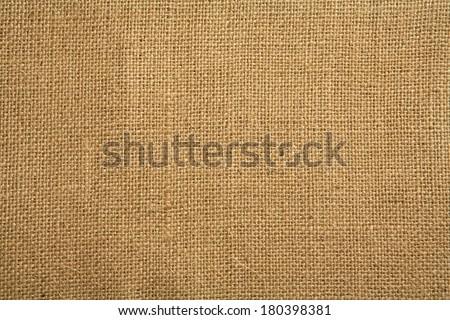 Burlap Background Texture