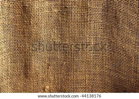 burlap sack brown texture sackcloth background