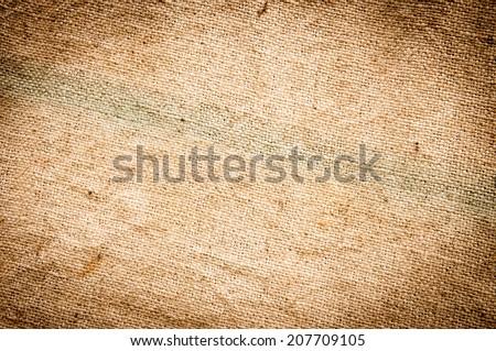 burlap texture, background