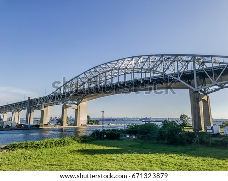 Burlington Bay James N. Allan Skyway