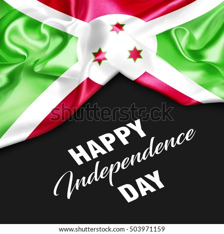 burundi happy independence day 503971159