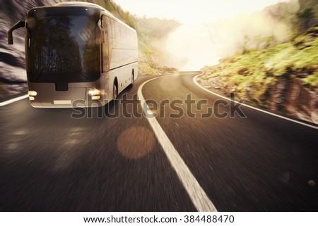 Bus transport