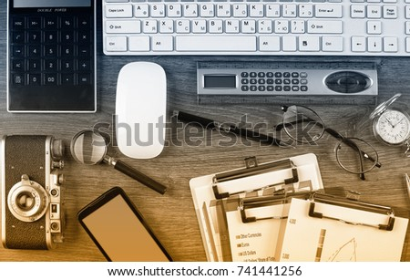 Business accounting  - Shutterstock ID 741441256