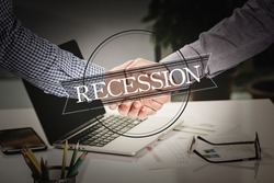 BUSINESS AGREEMENT PARTNERSHIP Recession COMMUNICATION CONCEPT