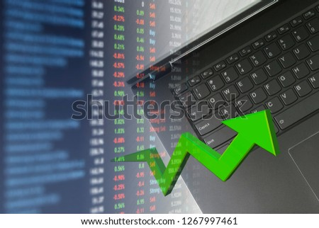 Business and finance investment opportunities for large profit. #1267997461