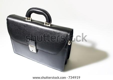 Geschäft Beutel auf weißem Hintergrund mit Schatten