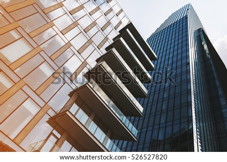 Business building #526527820