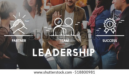 Business Collaboration Teamwork Corporation Concept #518800981