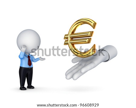 Business concept.Isolated on white background.