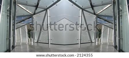 Business corridor