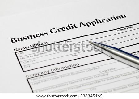 Application For Employment On Paper Form Seeking A Job EZ Canvas